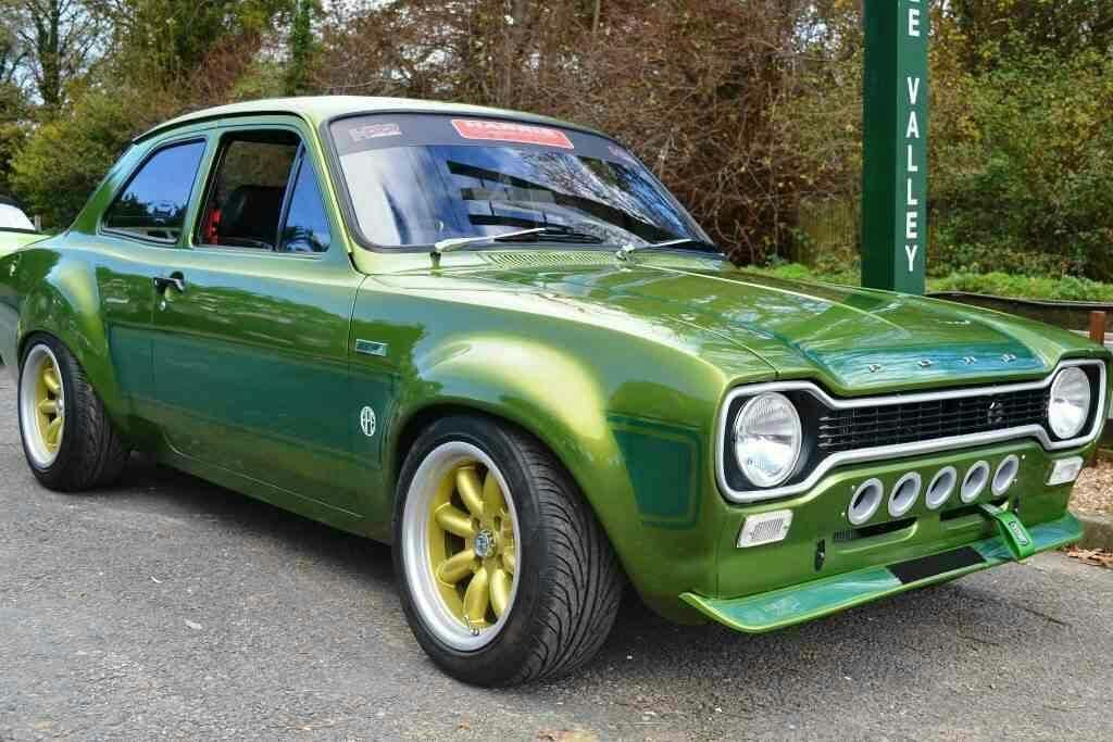 Ford Escort | Lugares que visitar | Pinterest | Ford escort, Ford ...