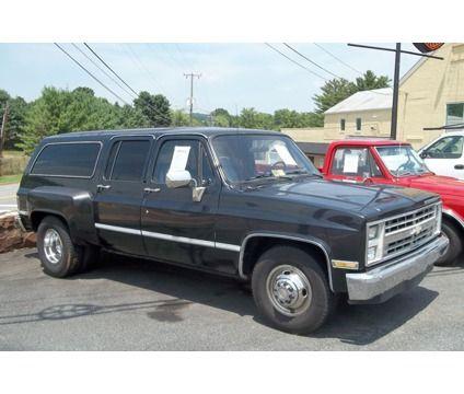 1985 One Ton Dually Chevrolet Suburban Hot Cars Chevrolet