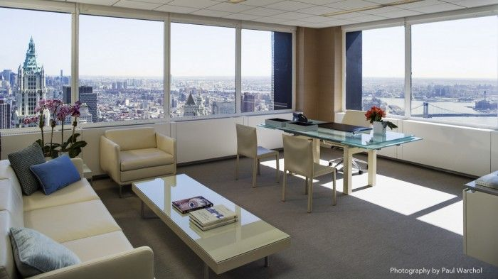 Inside Lek Securities Art Filled New York City Offices Office Space Design Interiors