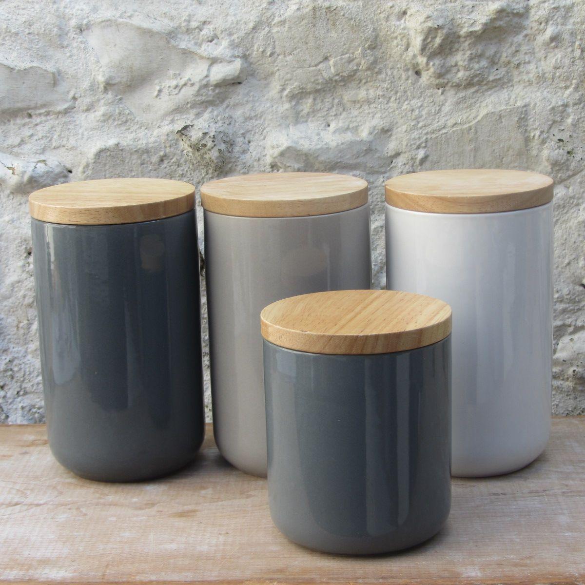 White Storage Jars Uk Google Search