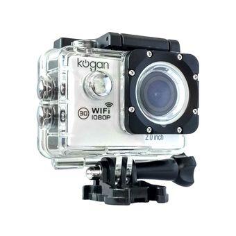 Belanja Kogan Action Camera 1080p 12mp Nv Wifi Putih Indonesia