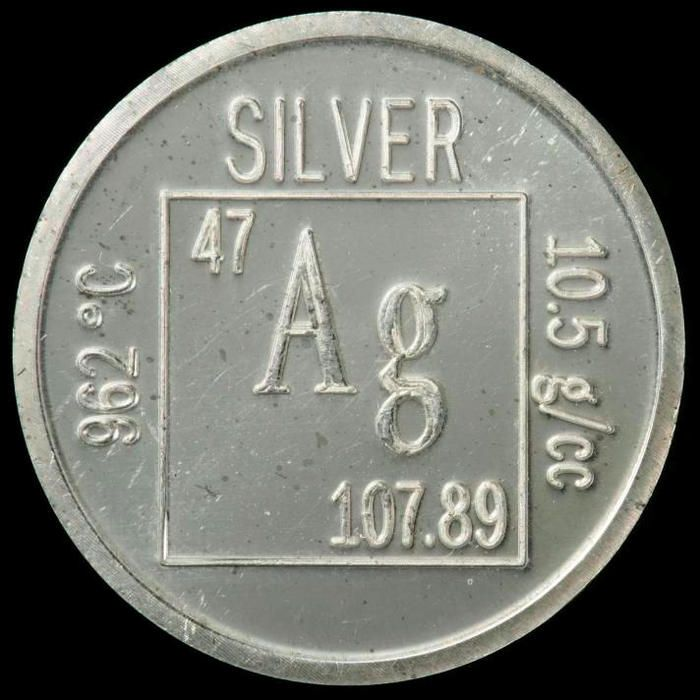 The atomic mass of silver is 10789 silver pinterest school the atomic mass of silver is 10789 urtaz Image collections