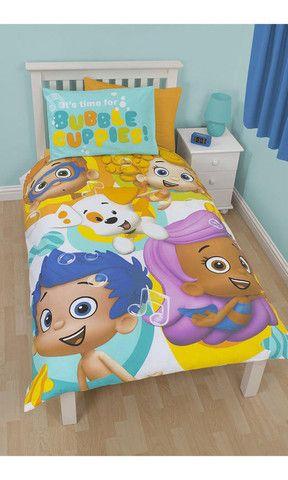 Duvet Set Bubble Guppies Bedding Single My Online Store