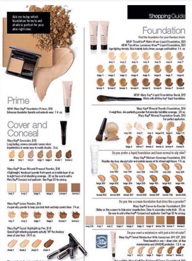 Kay Ivory Wear Foundation Matte 4 Mary Timewise