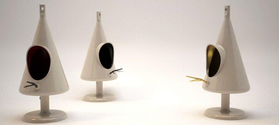 APA: abrigo para aves  by Luis Porem