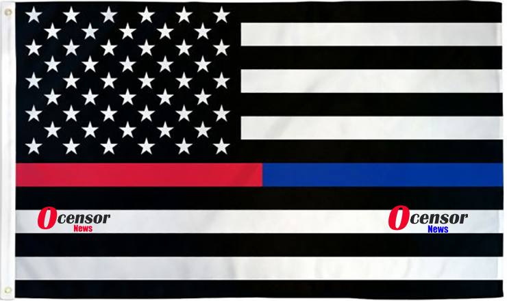 High School Footballers Were Suspended For Carrying The Thin Blue Line For Police And Thin In 2020 High School Football Player Modern Logo Design High School Football