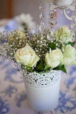 LOOOOVE this! Especially the vase!!!