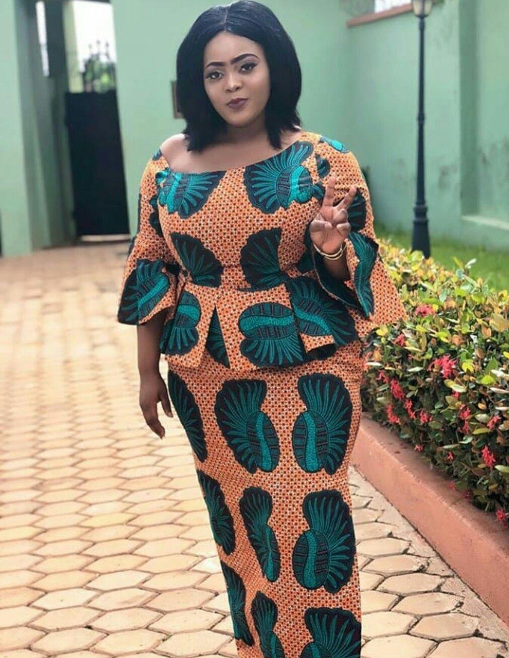 Modèle | African maxi dresses, Latest african
