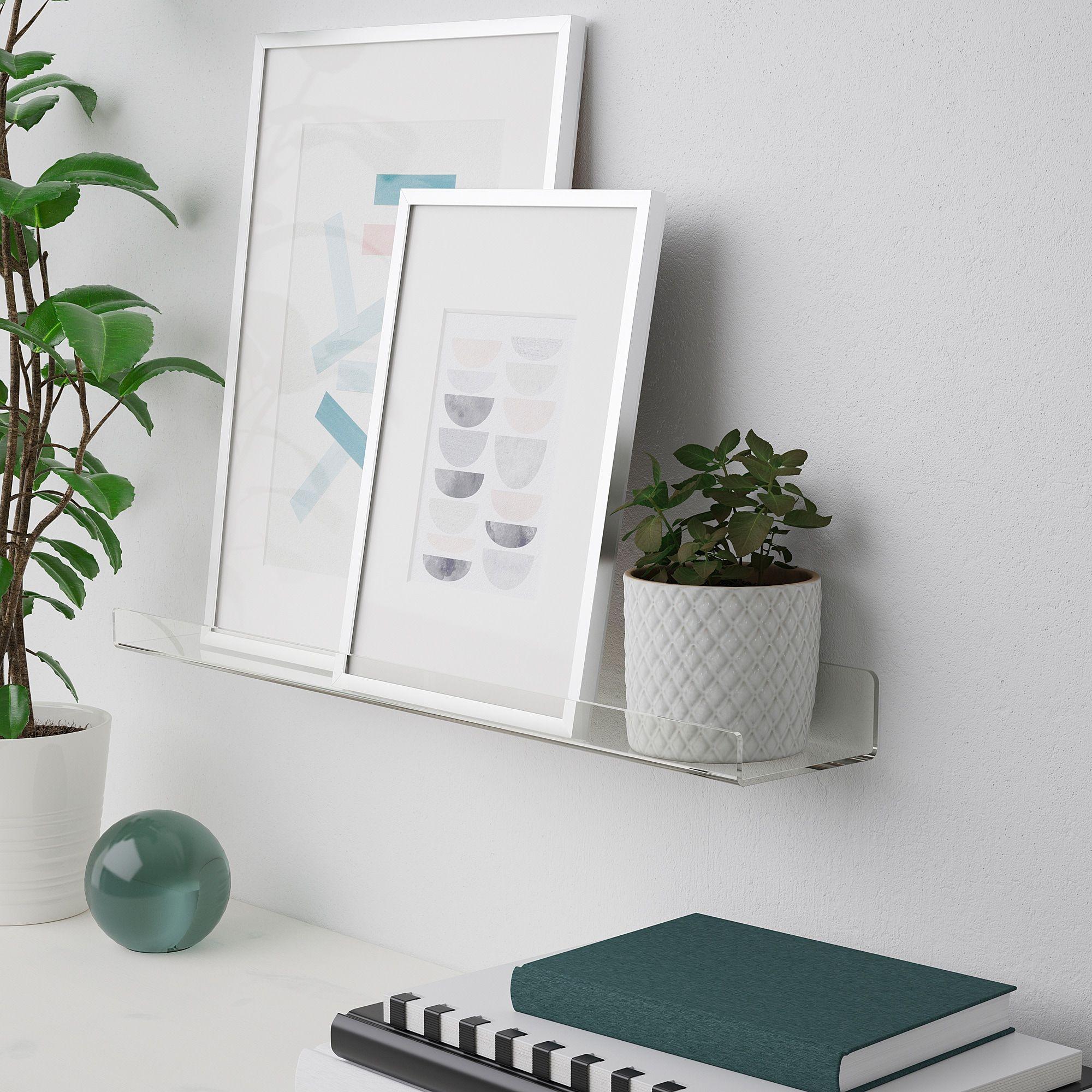 Mellosa Bilderleiste Transparent Bild Leiste Bilderleiste Und Ikea