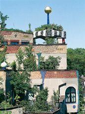 Architecture · Hundertwasser