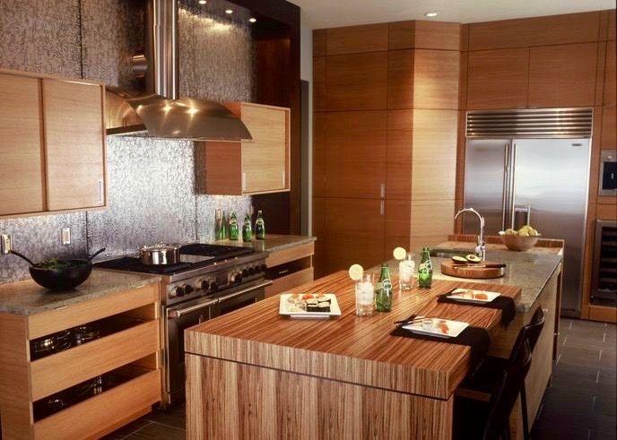 The Asian Modern Home Cks Design Studio Modern Kitchen Design Modern Zen Kitchen Kitchen Design Trends