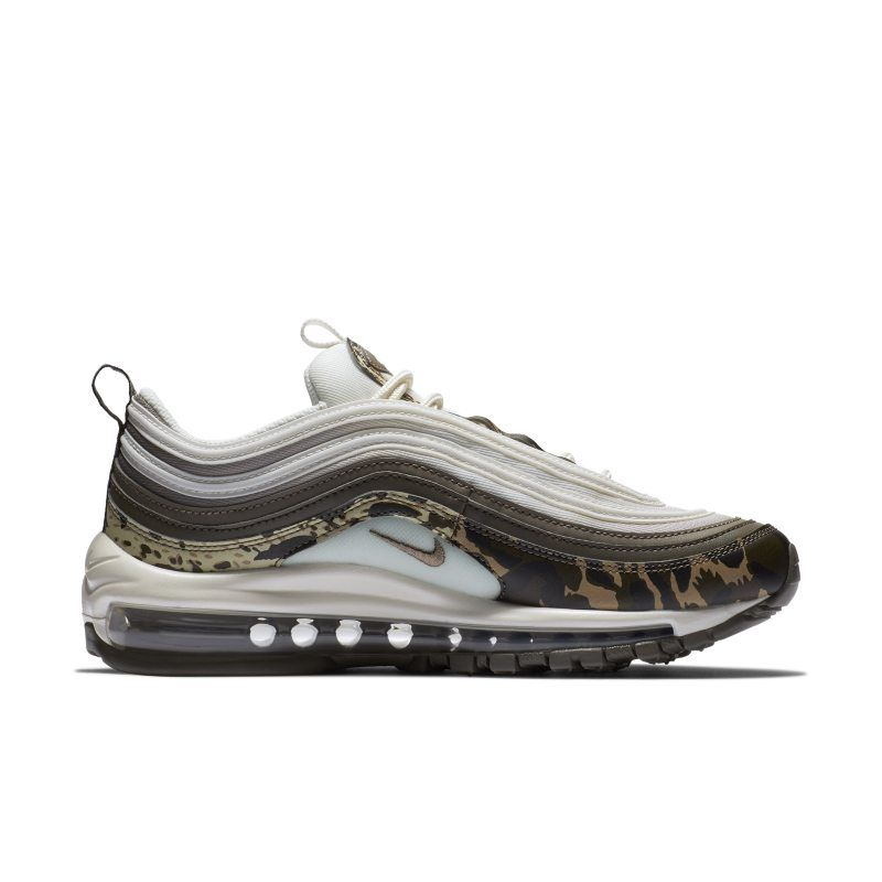 Nike Air Max 97 Premium Animal Camo Women's Shoe Brown