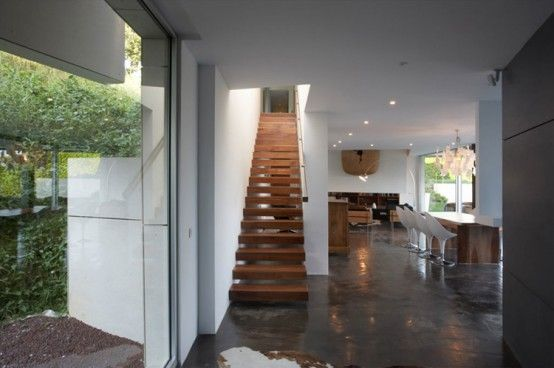 1000 images about deco maison on pinterest - Villa Moderne Interieur