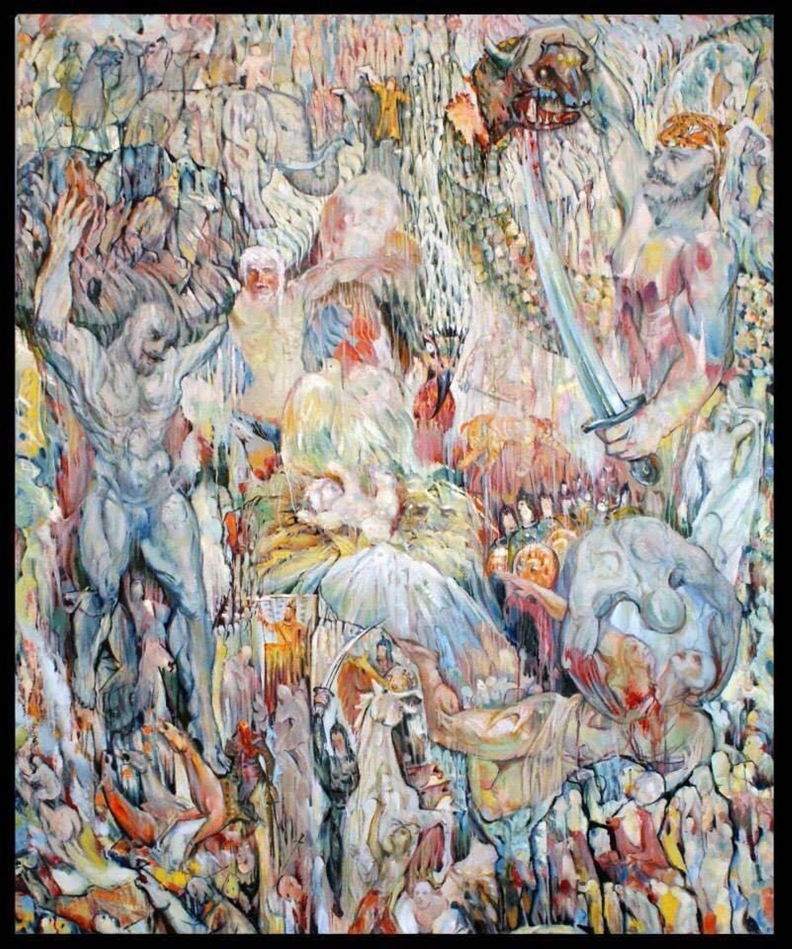 Bu Artist Painter Arif Mərdan From Azerbayjan Artist Artwork Art