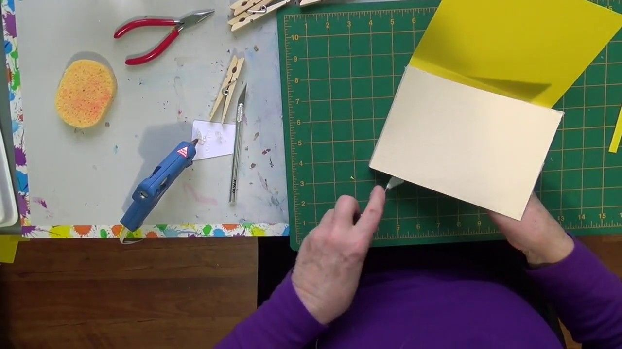 Watercolor Hack Create Your Own Watercolor Block Art
