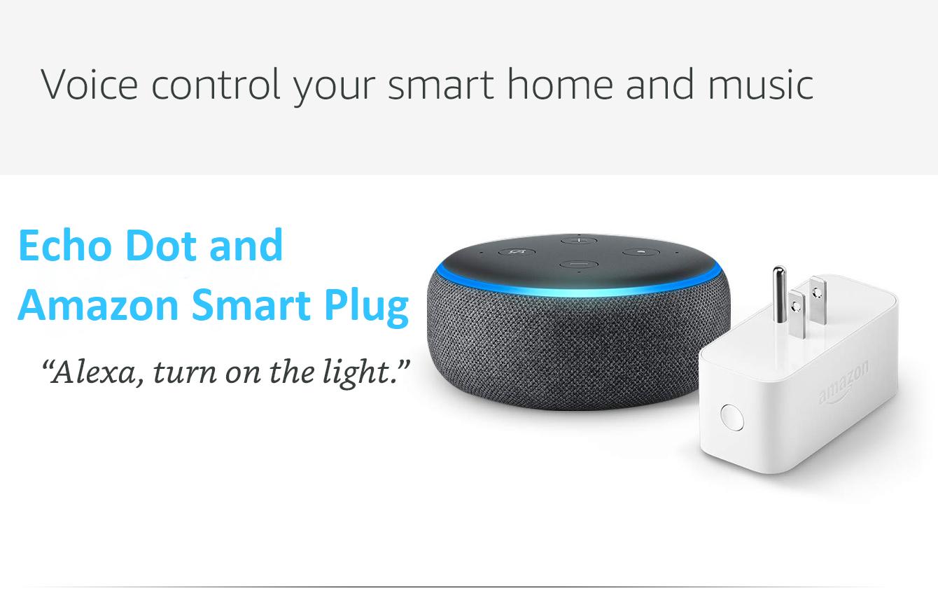 Echo Dot Alexa Turn On The Light In 2020 Smart Home Echo Dot Kitchen Store