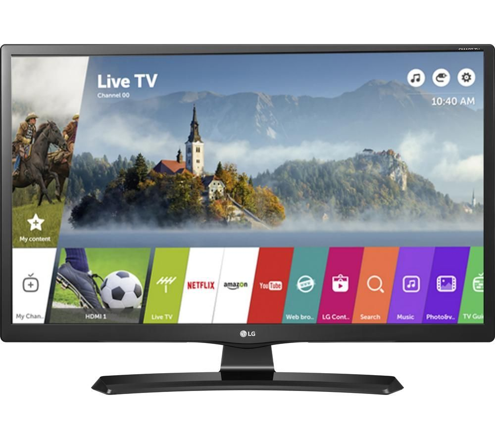 Lg 24mt49s 24 Smart Led Tv Led Tvs Pinterest Online Gift # Groupon Meuble Tv Led