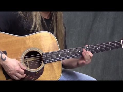Steve Stine Easy Guitar Lesson - Learn to Play \
