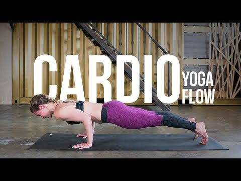 Build Strength With This Quick, Fun and FREE 20-Minute Power Yoga Class