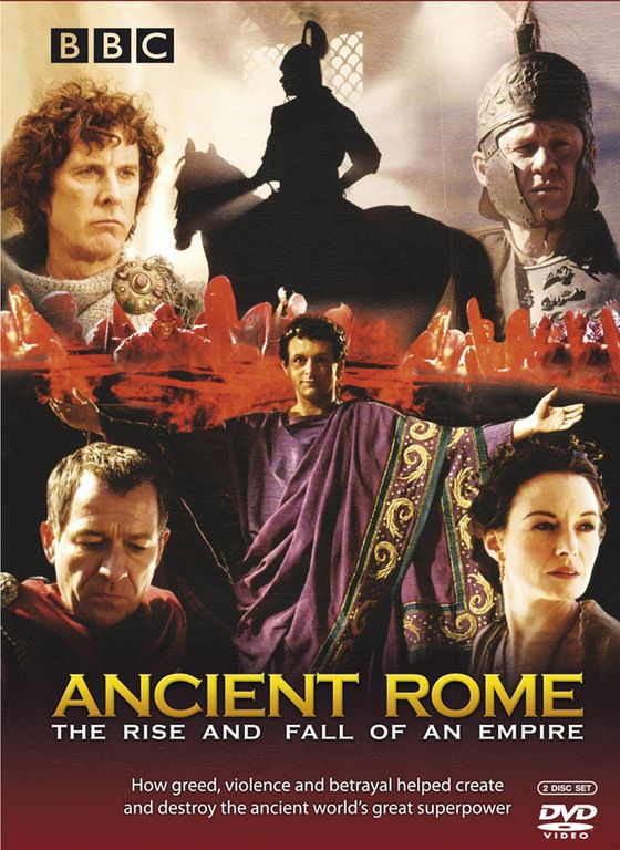 ANCIENT ROME The Rise and Fall of an Empire | Ancient rome ...