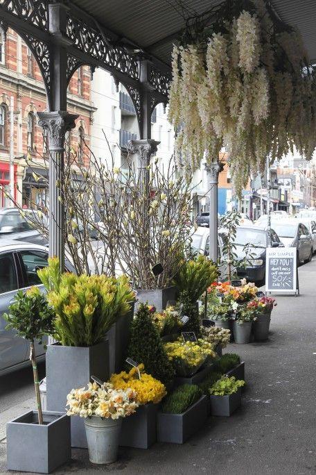 Flowers Vasette   the planterhunter