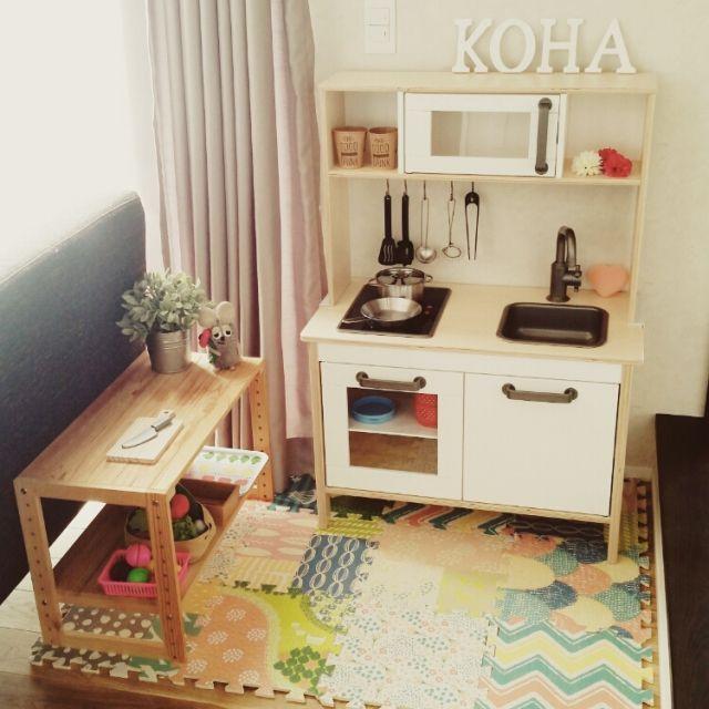 本物そっくり Ikea のおままごとセットで夢のキッチン 夢の