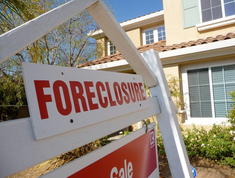My Home Is Being Foreclosed — What Happens to Me?