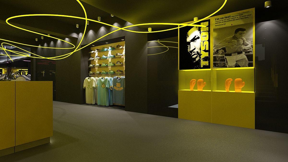 DESIGN BY l CUBE Architects Gym design, Gym decor, Gym