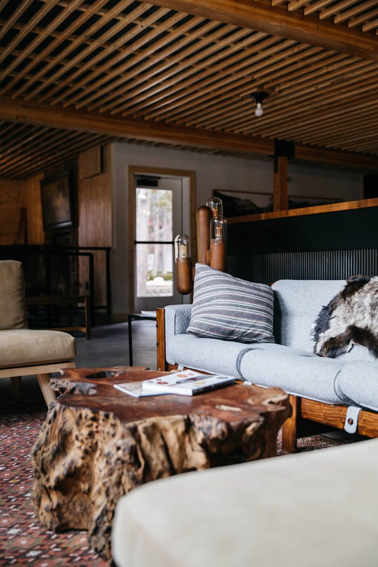 Beau Steeped In Nostalgic Americana, South Lake Tahoeu0027s Coachman Sees Another  Kitsch Motel Given A Designer Facelift.