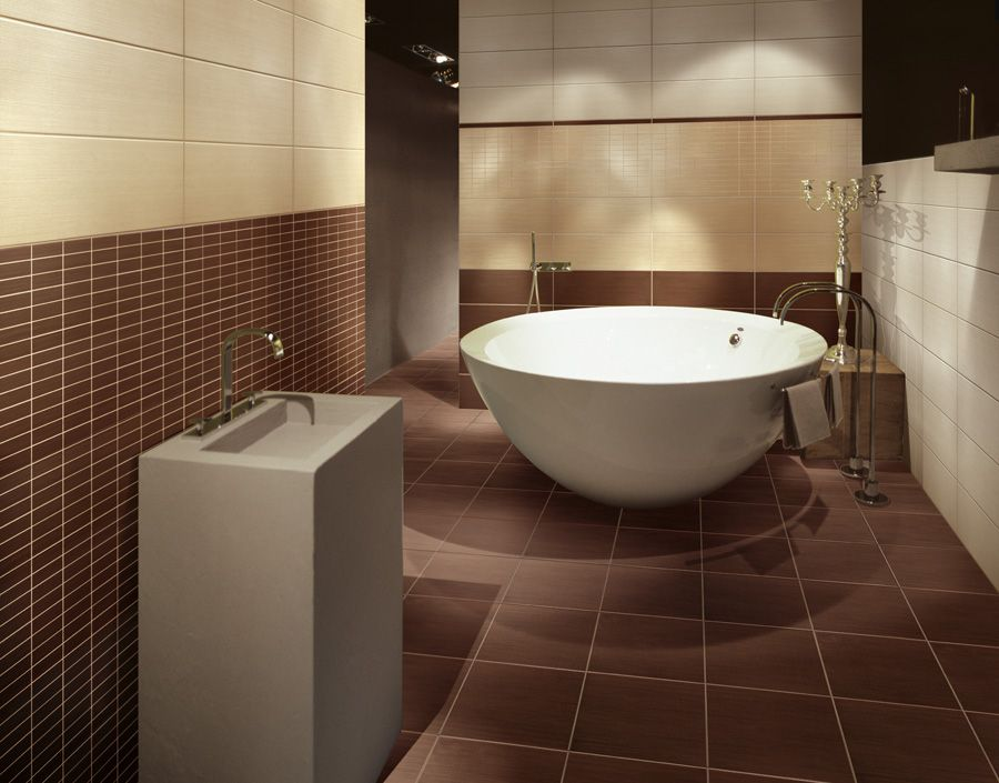 Best Salle De Bain Beige Chocolat Contemporary Awesome ...