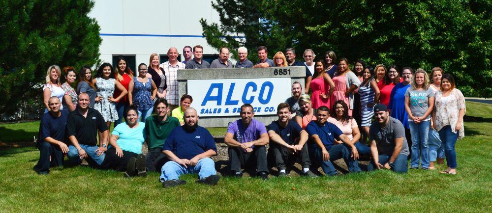 ALCO Sales & Service Co. Company Photo 2016   Photo, Sale ...