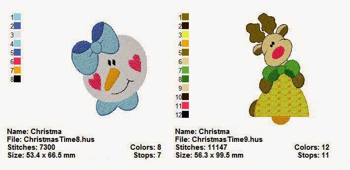 Catálogo Bunnycup - Bordados