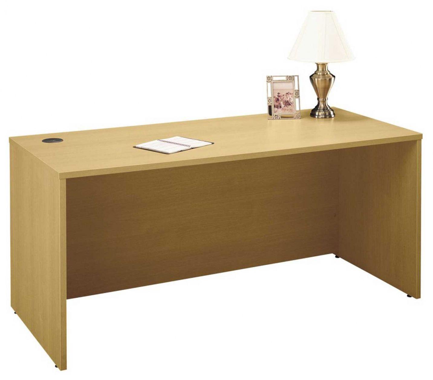 Light Oak Office Desk Modern Home Furniture Check More At Http