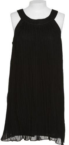 Dresses - ROMEO  JULIET COUTURE Pleated Trapeze Dress [RJ24413]