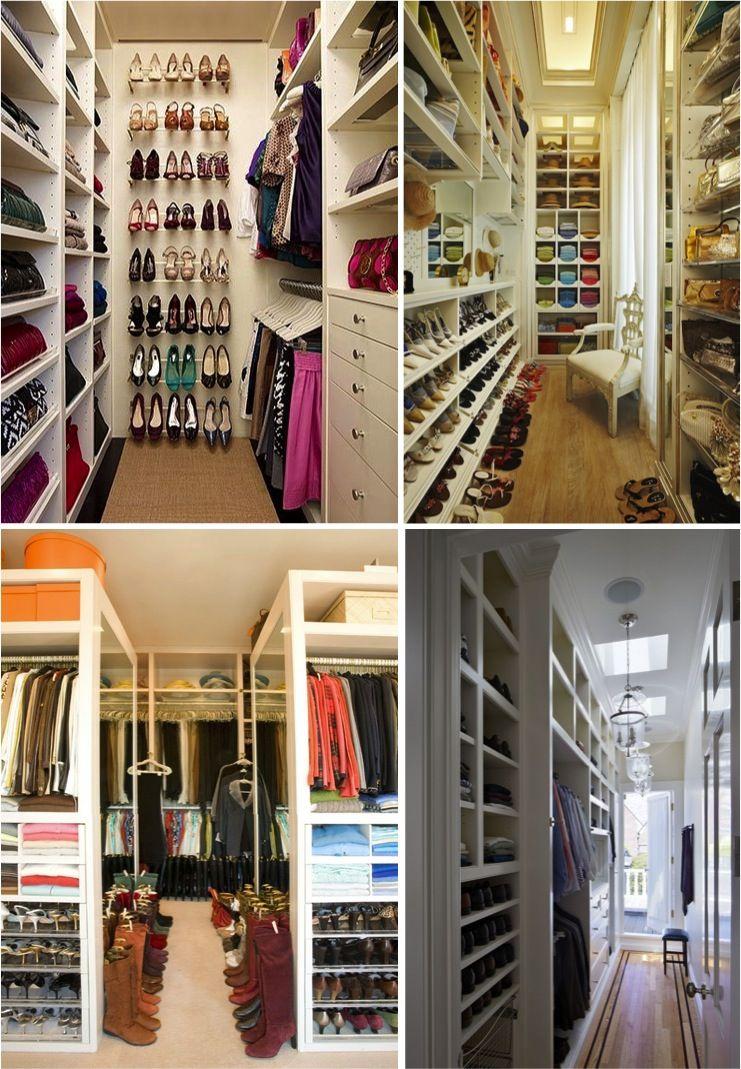 PEGD Closets Closet pequeno, Armário reformado e Closet