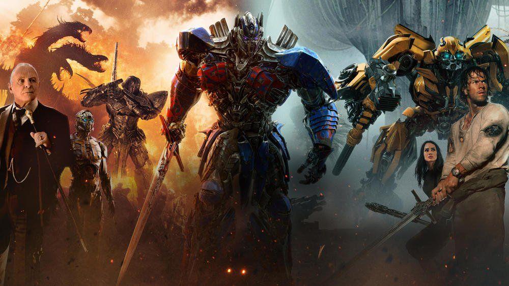 Transformers El Ultimo Caballero Transformers El Ultimo Caballero Transformers 5