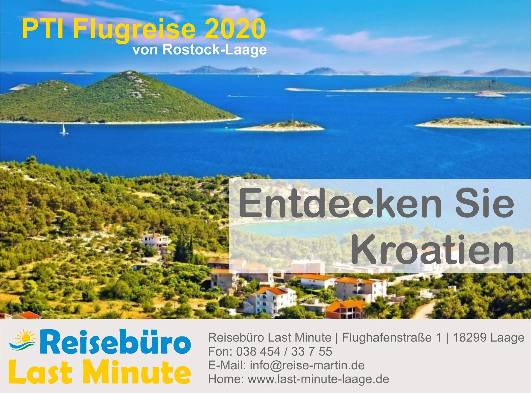 Willkommen in Dalmatien, einer der schönsten Regionen