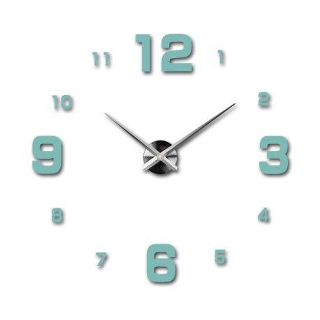 Pin by Sentop sro on DE Wanduhr, 3D-Holz-Uhr Uhr auf einem - schöne wanduhren wohnzimmer