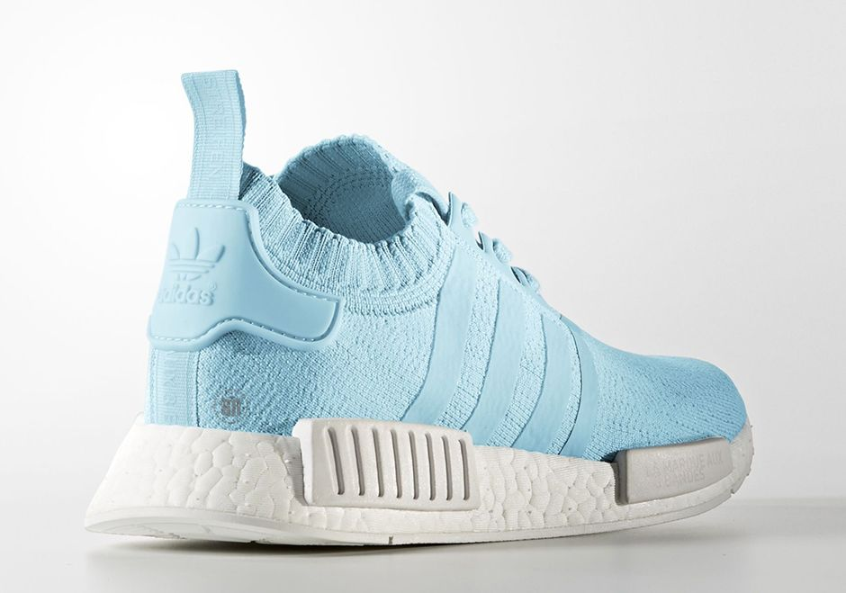 be5cb5e25b8a7 The adidas NMD R1 Primeknit France (Style Code  BY8763) will release on  August 8th in a women s exclusive size run for  170 USD. More images here