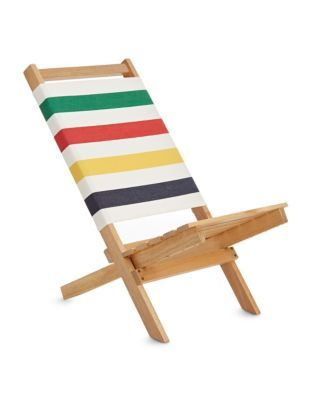 #HudsonsBay: $59.99 Or 41% Off: Hudsonu0027s Bay Company Iconic Stripe Canvas  Folding
