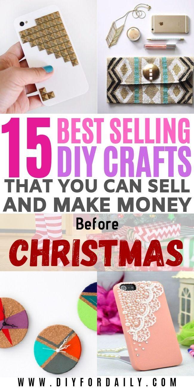 In Our Blog We List Fifteen Diy Craft Ideas To Begin An Online