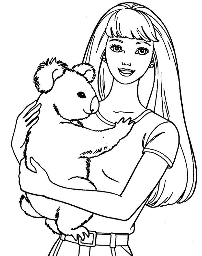 Coloringpick Com Disney Princess Coloring Pages Unicorn Coloring Pages Barbie Coloring Pages