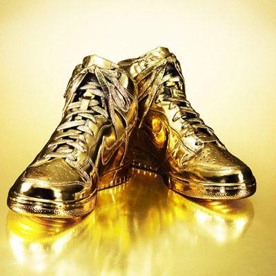 Dipped Nike Gold 24k DunksShoes Shoes SzMVUpq