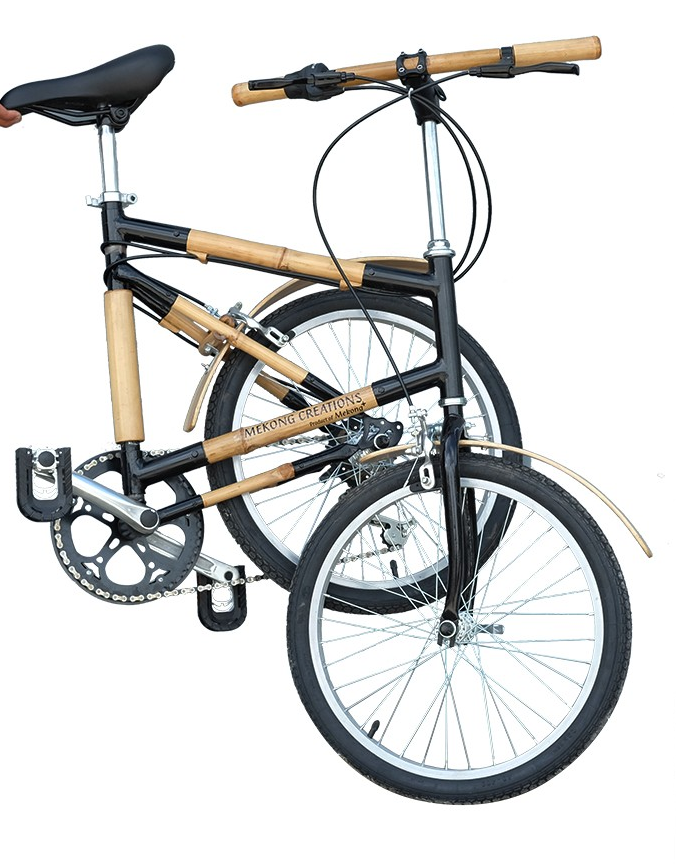 Folding Bike The Mekong+ Folding bike is a sturdy and compact model ...
