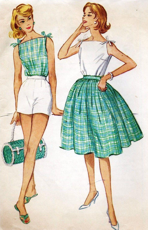 Pin on Vintage dress patterns