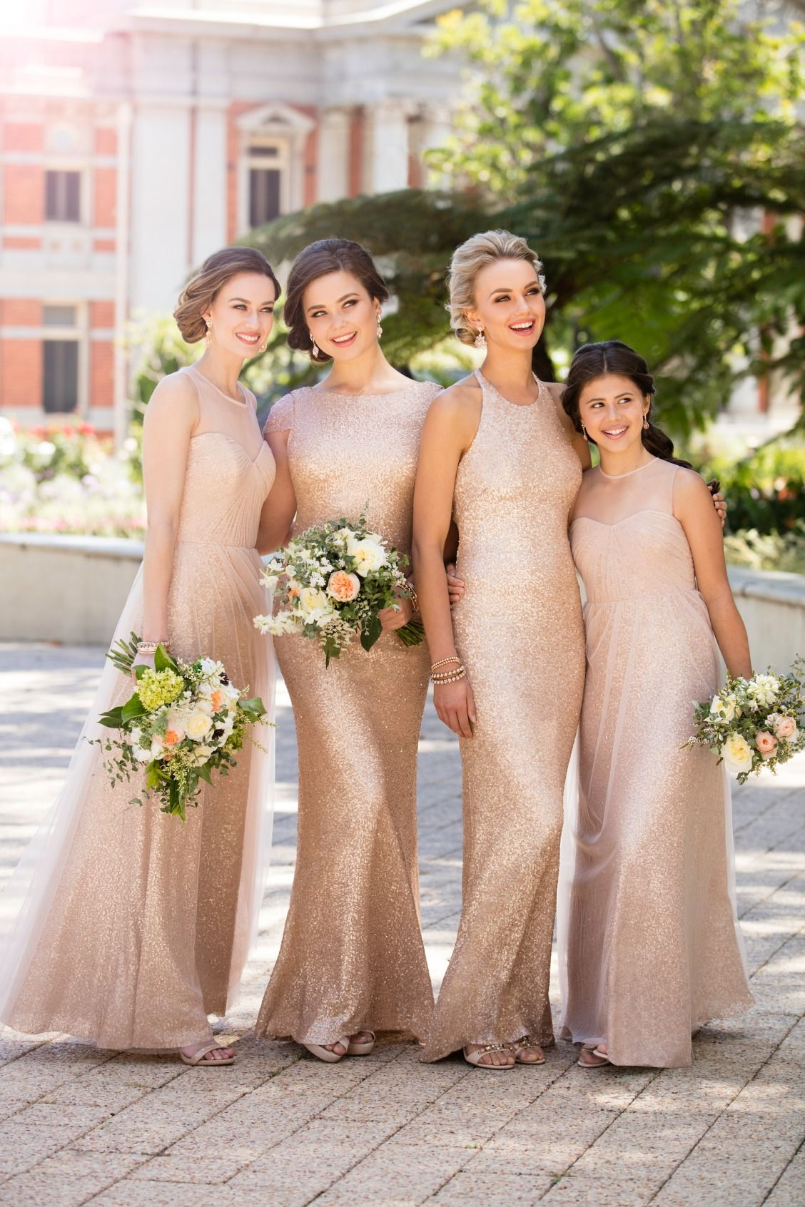 Designer bridesmaid dresses sequin bridesmaid maids and gowns designer bridesmaid dresses junior bridesmaidssequin ombrellifo Choice Image