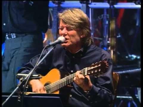 FABRIZIO DE ANDRE' Il pescatore (live) Cantanti famosi