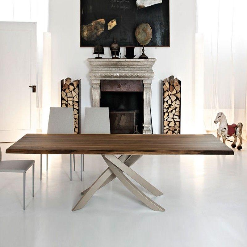 Bontempi Casa Artistico Fixed Table