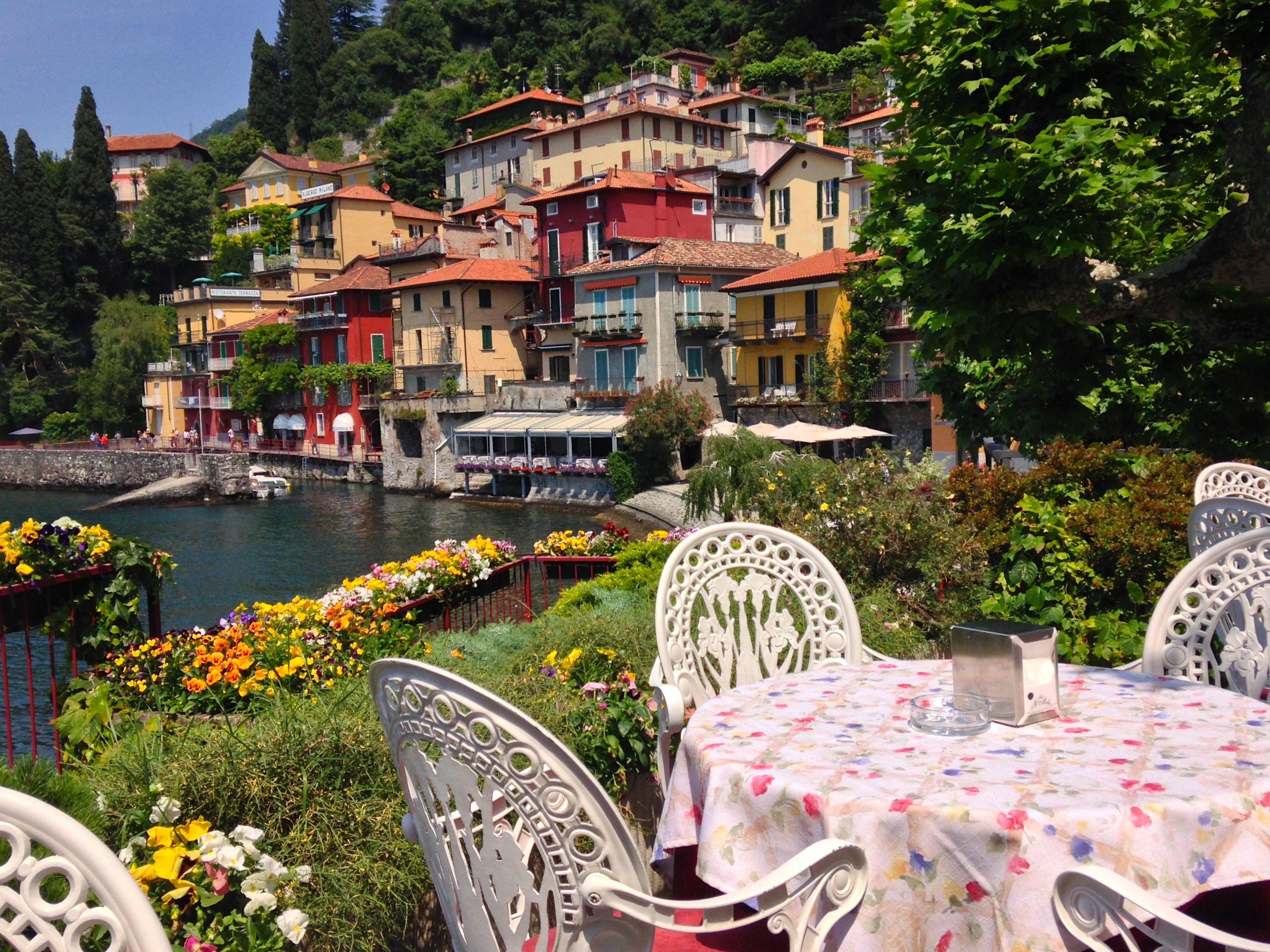 Bar Il Molo Varenna By Laura Gurton Beautiful Places