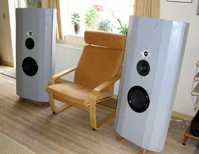 infinite baffle audio speakers pinterest audiophile. Black Bedroom Furniture Sets. Home Design Ideas